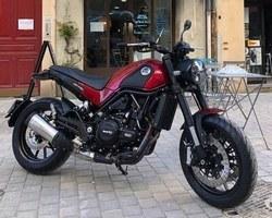 BENELLI LEONCINO 500 CC PERMIS A2