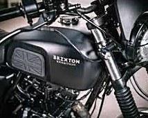 BRIXTON BX125 X SCRAMBLER 125 CC
