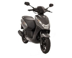 PEUGEOT KISBEE 50 CC BLACK EDITION 4 TEMPS