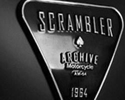 ARCHIVE SCRAMBLER 125 CC