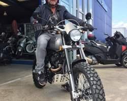 CC-MOTORS - CC-MOTORS - HONDA FORZA 125 CC