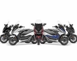 CC Motors - SÈTE - Honda Forza 125 CC