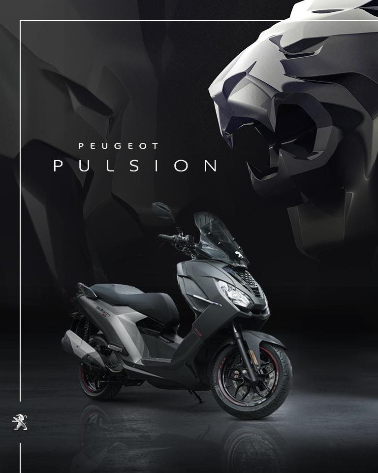 Nouveau Peugeot Pulsion 125 cc à l 'essai !!!